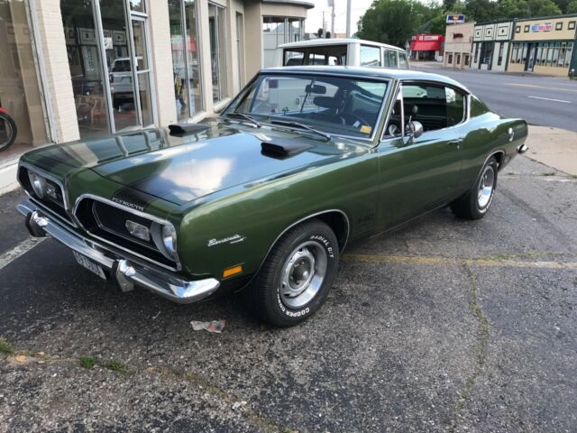 1969 PLYMOUTH BARRACUDA 440, ONLY 23k MILES, TUNED BY MR