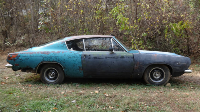 1969 Plymouth Barracuda Fastback No Reserve For Sale
