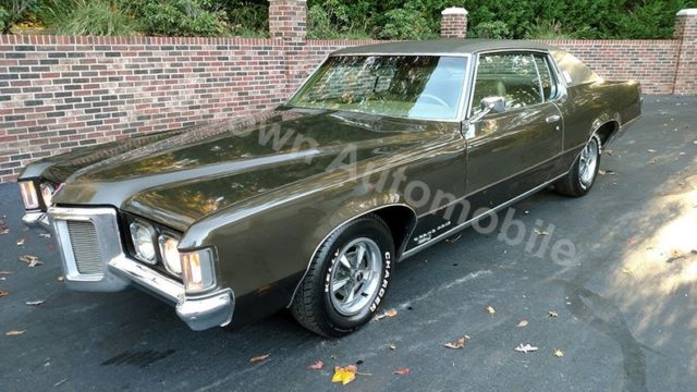 1969 Pontiac Grand Prix For Sale At Old Town Automobile