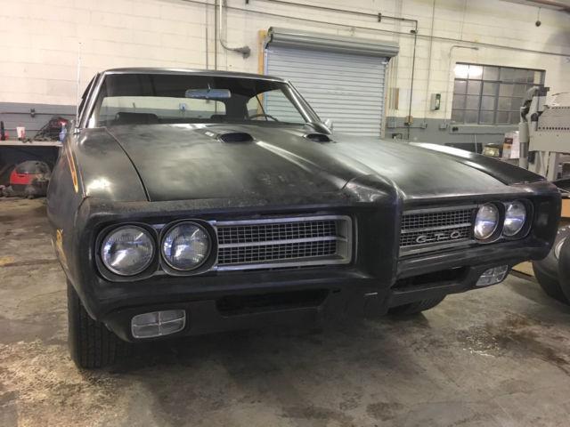 """1969 Pontiac GTO """"JUDGE"""" for sale Pontiac GTO """"Judge"""