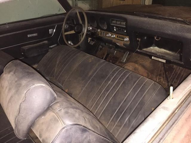1969 pontiac gto restoration project with original motor trans and rare options for sale. Black Bedroom Furniture Sets. Home Design Ideas