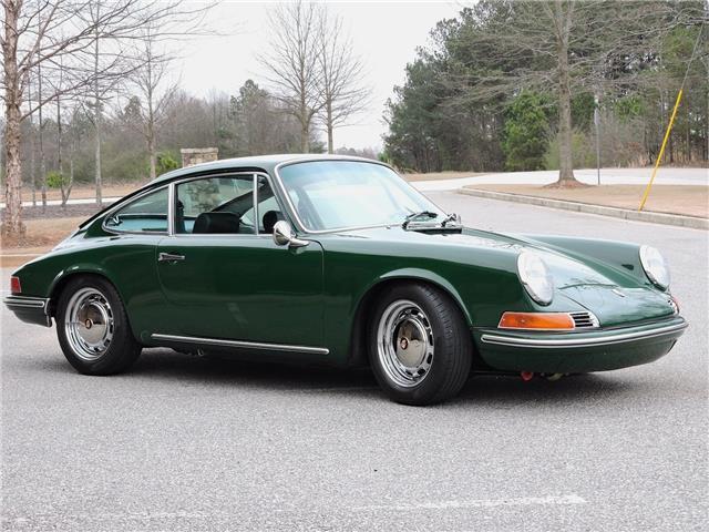 1969 Porsche 912 Irish Green Completely Restored for sale - Porsche 912 -- 1969 for sale in ...
