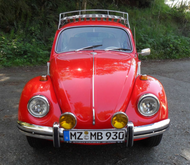 Volkswagen Bug For Sale: 1969 Volkswagen Beetle Restored Rare Auto-Stick For Sale