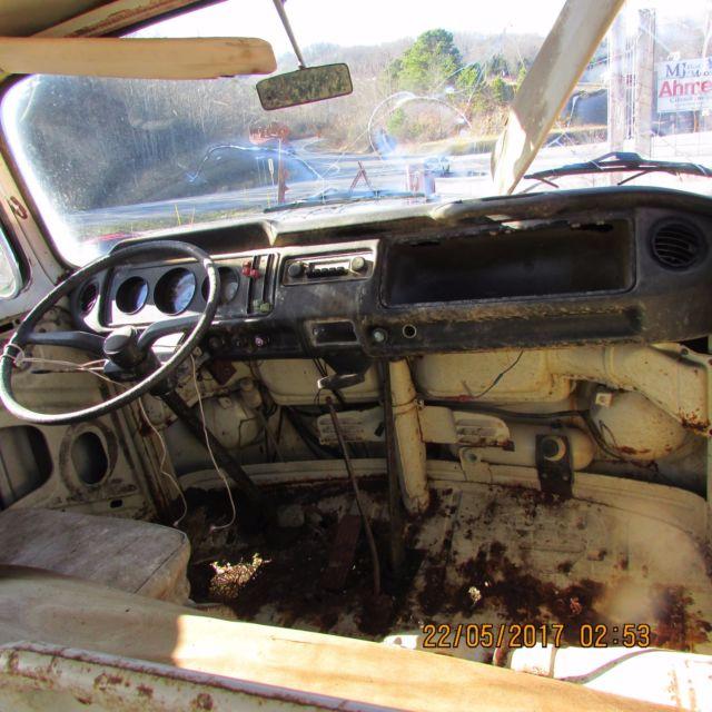 Volkswagen Bus Parts