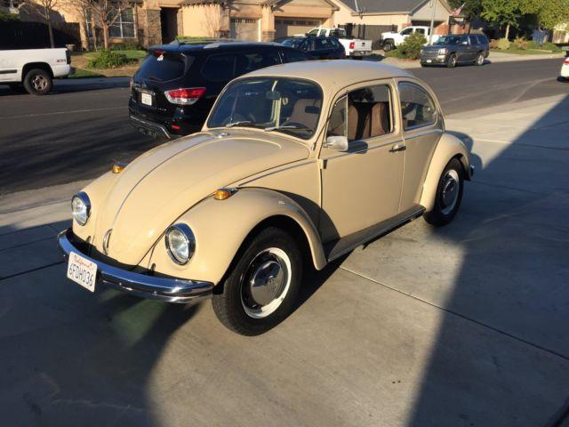 1969 Volkswagen VW Beetle Bug for sale - Volkswagen Beetle - Classic 1969 for sale in Clovis ...