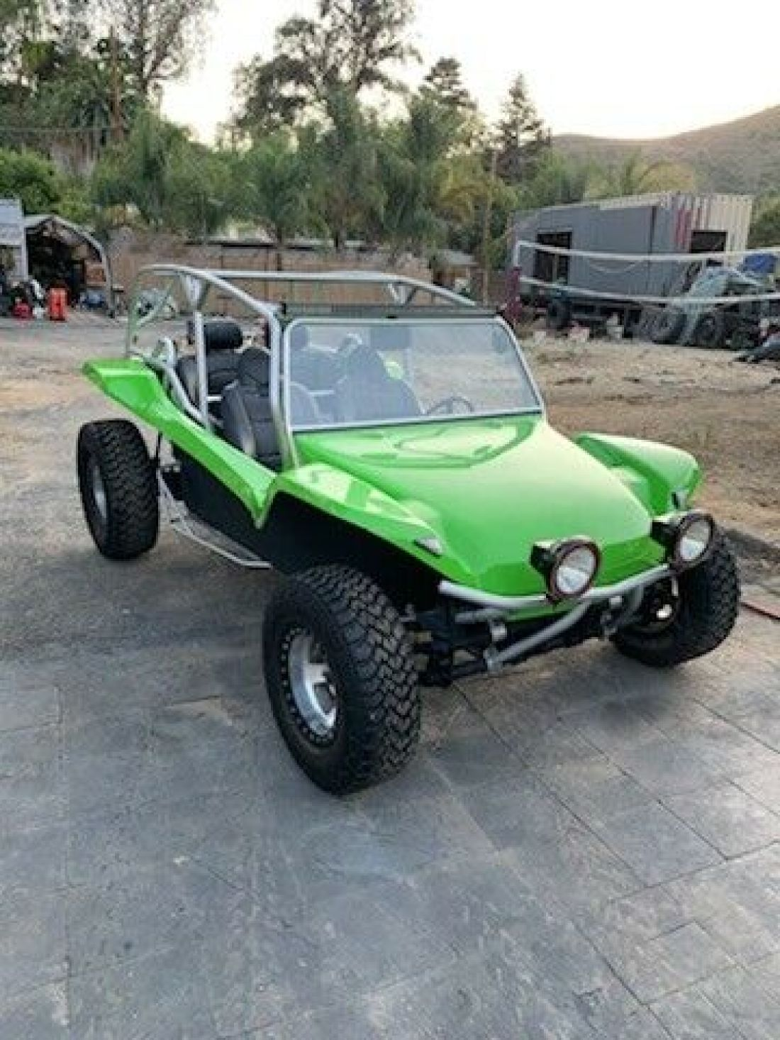 1969 Vw Manx Dune Buggy For Sale Volkswagen Beetle Classic 1969 For Sale In Laguna Beach California United States