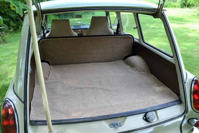 1969 VW Type III 3 Squareback Volkswagen Classic Driver for