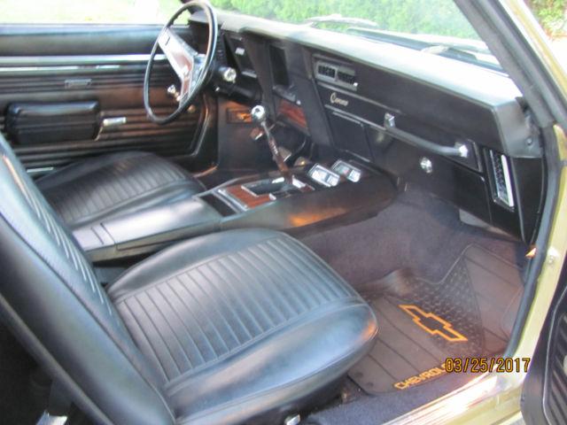 1969 X11 Super Sport Camaro Hot Rod Antique
