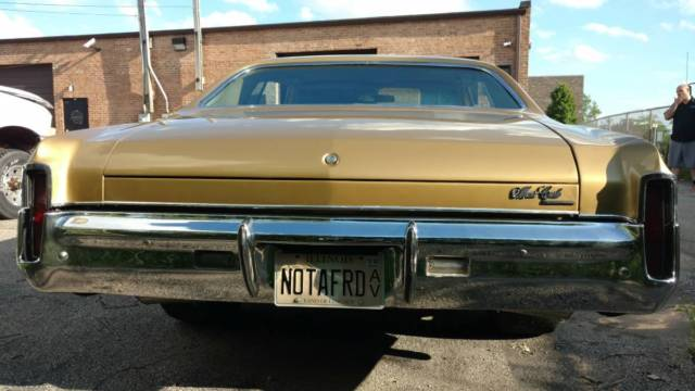 1970 70 Chevrolet Monte Carlo Ls2 6 Speed For Sale Chevrolet Monte Carlo 1970 For Sale In