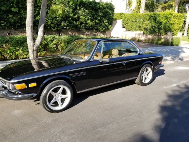 """1970 BMW 2800cs coupe Hollywood movie car """"need for"""