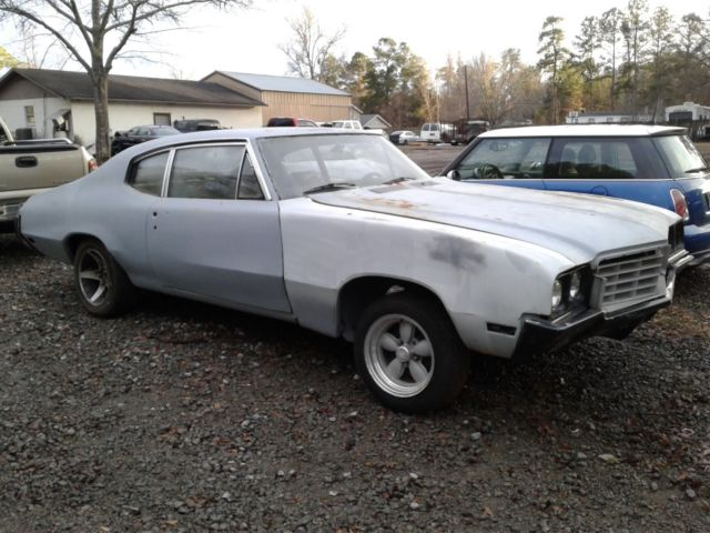 Buick Gs Project Car For Sale