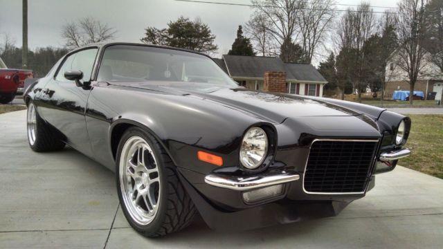 1970 Camaro Pro Touring Resto Mod For Sale Chevrolet