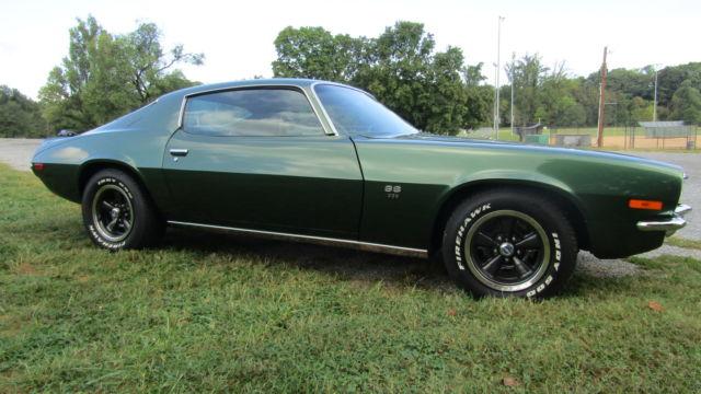 1970 camaro ss 396/350 hp for sale - Chevrolet Camaro SS 396