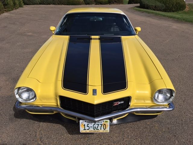 1970 Camaro True California Z28 For Sale Chevrolet