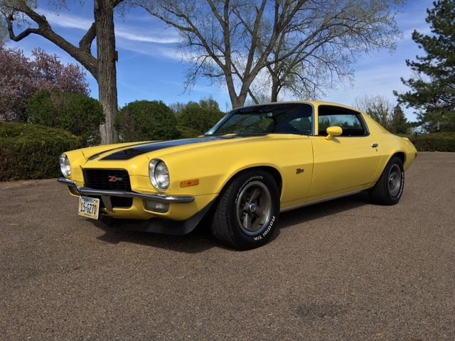 1970 Camaro True California Z28 Lowered Reserve For Sale
