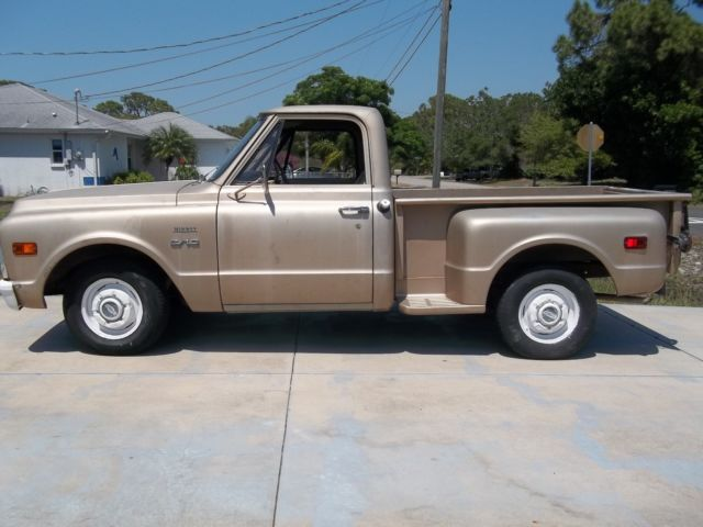 1970 chevrolet c10 short bed pickup for sale chevrolet c 10 1970 for sale in venice florida. Black Bedroom Furniture Sets. Home Design Ideas