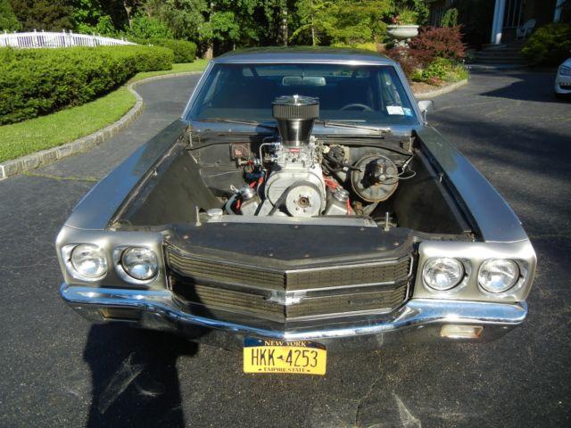 1970 Chevrolet Chevelle Blown Chevy Pro Street Bad Ass