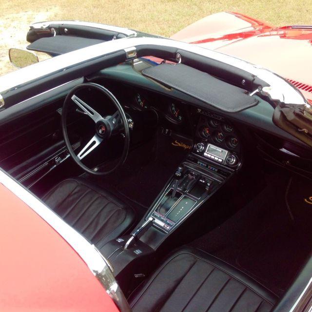 1994 Chevrolet Corvette Interior: 1970 Chevrolet Corvette Stingray 454 For Sale