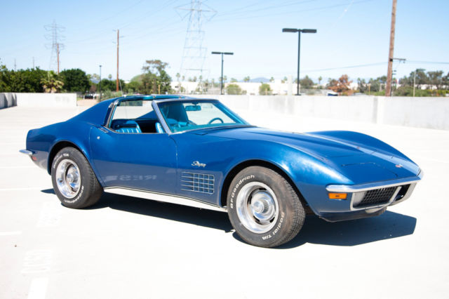 1970 chevrolet corvette stingray coupe 4speed t tops for sale chevrolet corvette stingray 1970. Black Bedroom Furniture Sets. Home Design Ideas