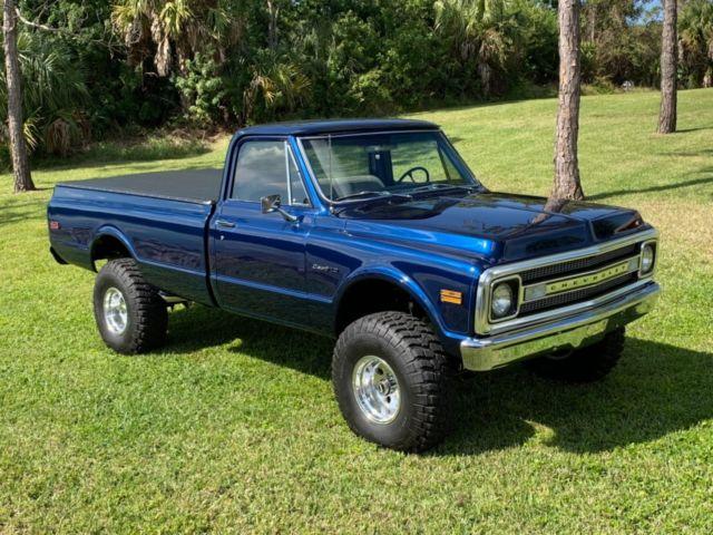 1970s chevy pickup