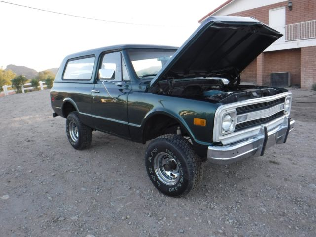 1971 Chevy Blazer For Sale >> 1970 Chevrolet K5 Blazer 1967 1968 1969 1971 1972 for sale - Chevrolet Blazer GMC 1970 for sale ...
