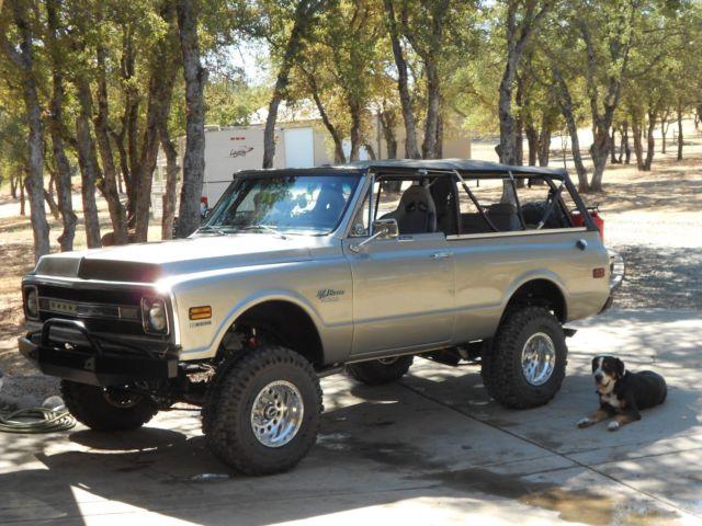 1970 Chevrolet K5 Cst Blazer For Sale Chevrolet Blazer
