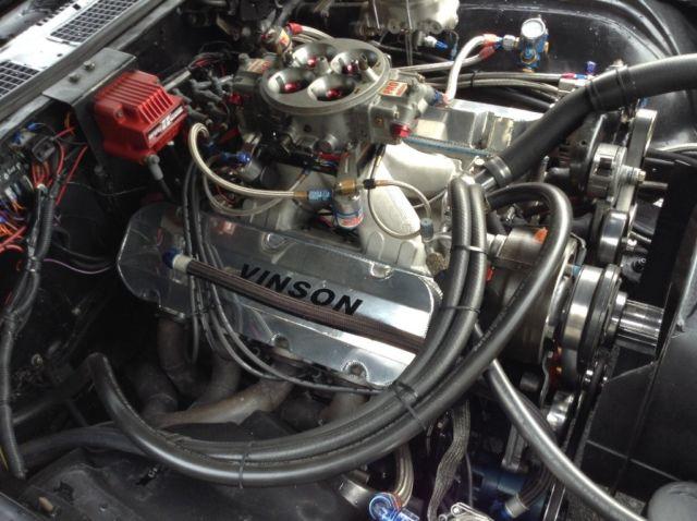 1970 Chevrolet Monte Carlo SS 582 Big Block 961hp DRAG WEEK ... on