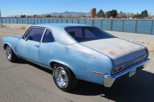 1970 Chevrolet Nova Base 5.7L 1969 nova,1971 novasic ...