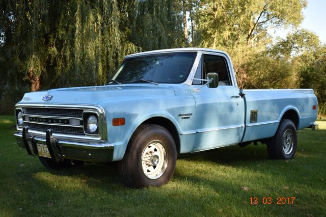 1970 chevy c30 camper special