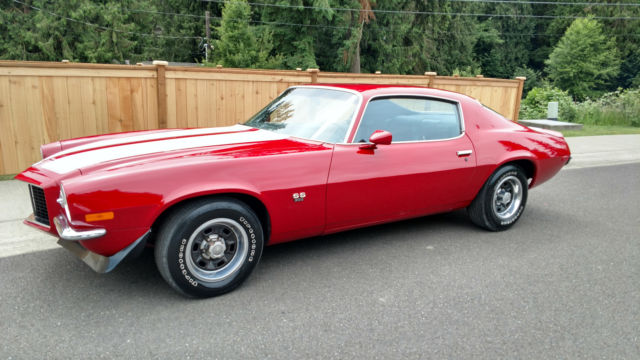 1970 chevy camaro rs ss 350 auto z28 1971 1972 1973 worldwide no reserve for sale. Black Bedroom Furniture Sets. Home Design Ideas