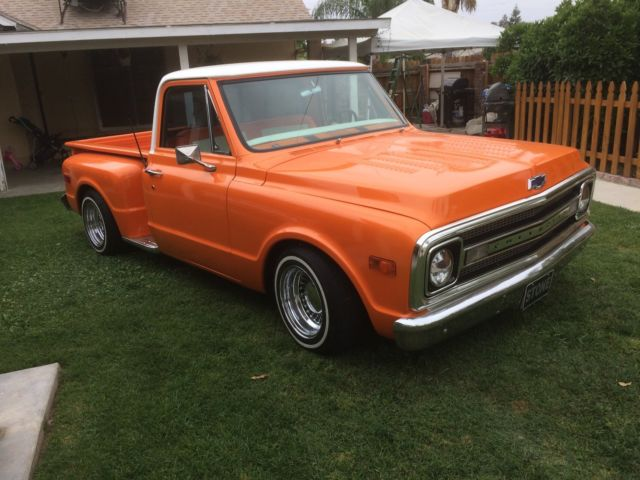 1970 chevy pick up for sale chevrolet c k pickup 1500 short bed 1970 for sale in tulare. Black Bedroom Furniture Sets. Home Design Ideas