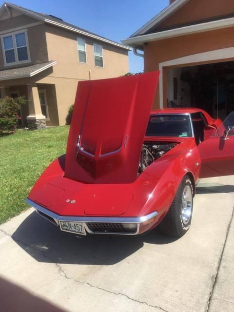1970 corvette stingray 454 ls5 c i 4 speed manual. Black Bedroom Furniture Sets. Home Design Ideas