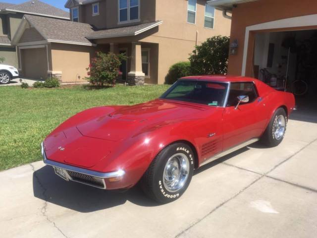 Cars For Sale By Owner In Nashville Tn >> 1970 Corvette Stingray 454 LS5 c.i. 4 speed manual ...