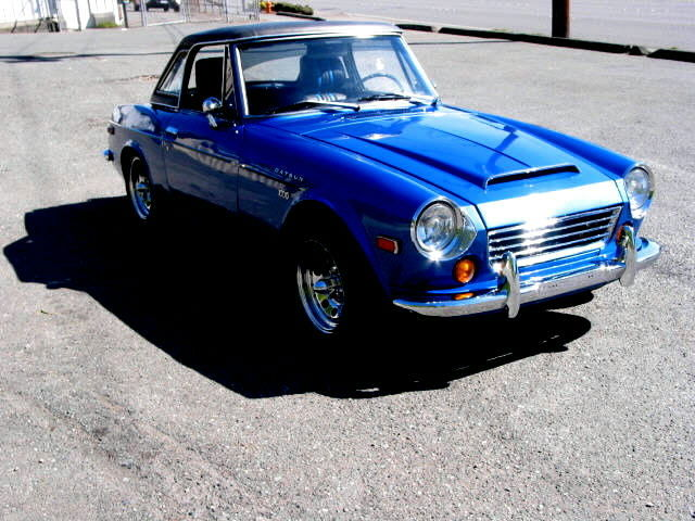 1970 DATSUN 1600 ROADSTER-FULLY RESTORED!!!!! for sale - Datsun