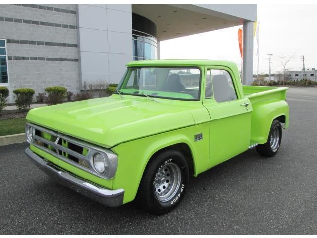 1970 dodge 100 custom pick up 440 big block many upgrades 1 of a kind truck for sale dodge. Black Bedroom Furniture Sets. Home Design Ideas