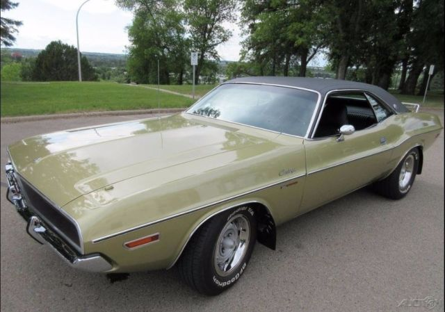 1970 Dodge Challenger Se Used Automatic For Sale Dodge Challenger