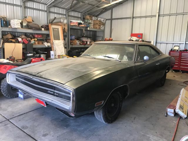 1970 Dodge Charger 500 2 Owner For Sale Dodge Charger 1970 For Sale In Browns Valley California United States