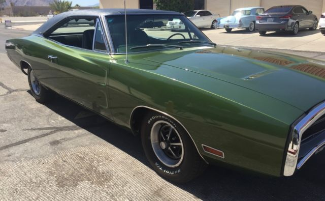 1970 Dodge Charger 500 7 2l 440 For Sale Dodge Charger