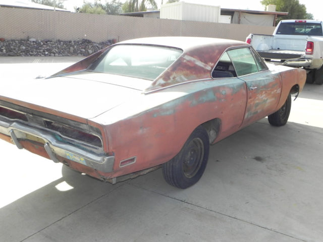1970 Dodge Charger 500 Project For Sale