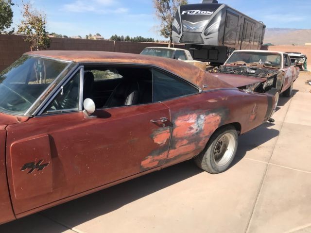 1970 Dodge Charger RT/SE 440/ 4 Speed Project, Real RT