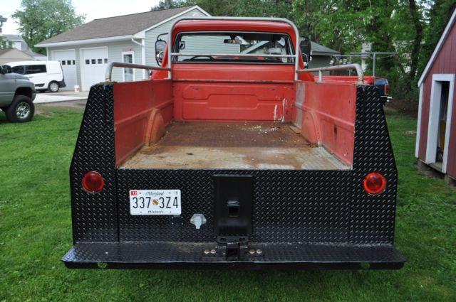 1970 dodge power wagon
