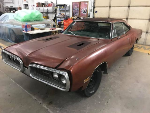 1970 Dodge Super Bee 383 N96 Ram Charger Export Project Car For Sale Dodge Coronet Coronet 1970 For Sale In Columbia Pennsylvania United States