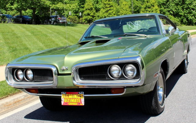 1970 Dodge Superbee for sale to buy or purchase 440ci V8