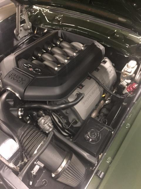 1970 ford maverick mustang gt 5 0 coyote engine for sale - Ford