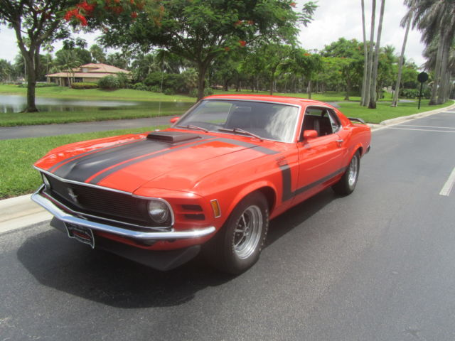 1970 ford munstang boss 302 for sale ford mustang real boss 302 1970 for sale in miami. Black Bedroom Furniture Sets. Home Design Ideas