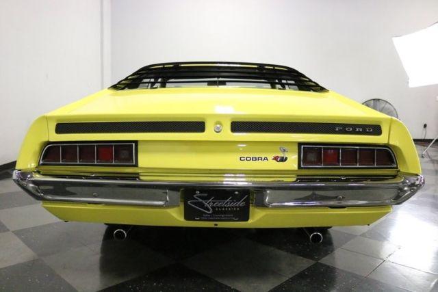 1970 Ford Torino Cobra Hardtop 429 Cobra Jet V8 4 Speed
