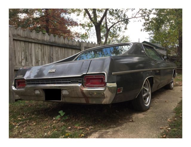1970 Ford Xl Sportroof Galaxie Ltd For Sale Ford Galaxie