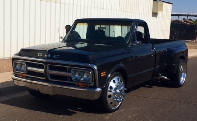 1970 gmc pickup truck c20 c2500 c30 c3500 custom made dually one of a kind for sale gmc. Black Bedroom Furniture Sets. Home Design Ideas
