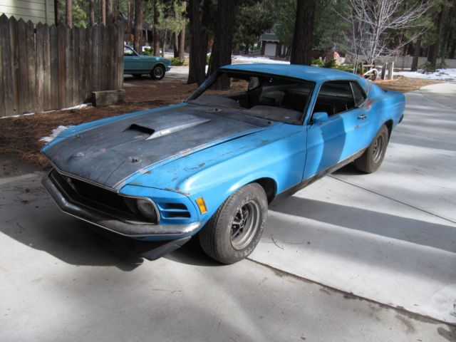 1970 grabber edition mustang fastback no reserve 65 66 67 68 69 for sale ford. Black Bedroom Furniture Sets. Home Design Ideas