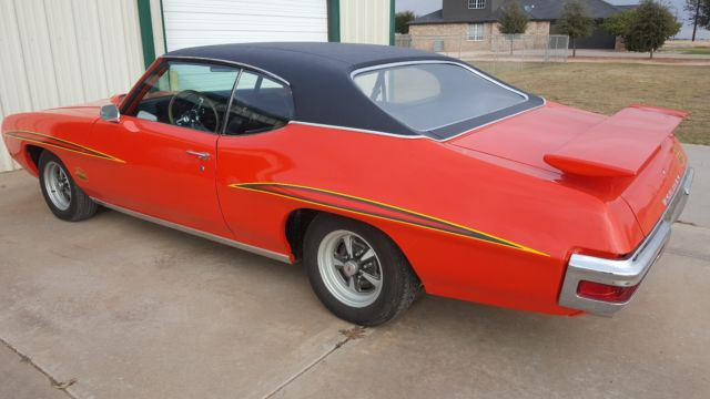 1970 gto judge clone for sale pontiac gto 1970 for sale in lubbock texas united states. Black Bedroom Furniture Sets. Home Design Ideas